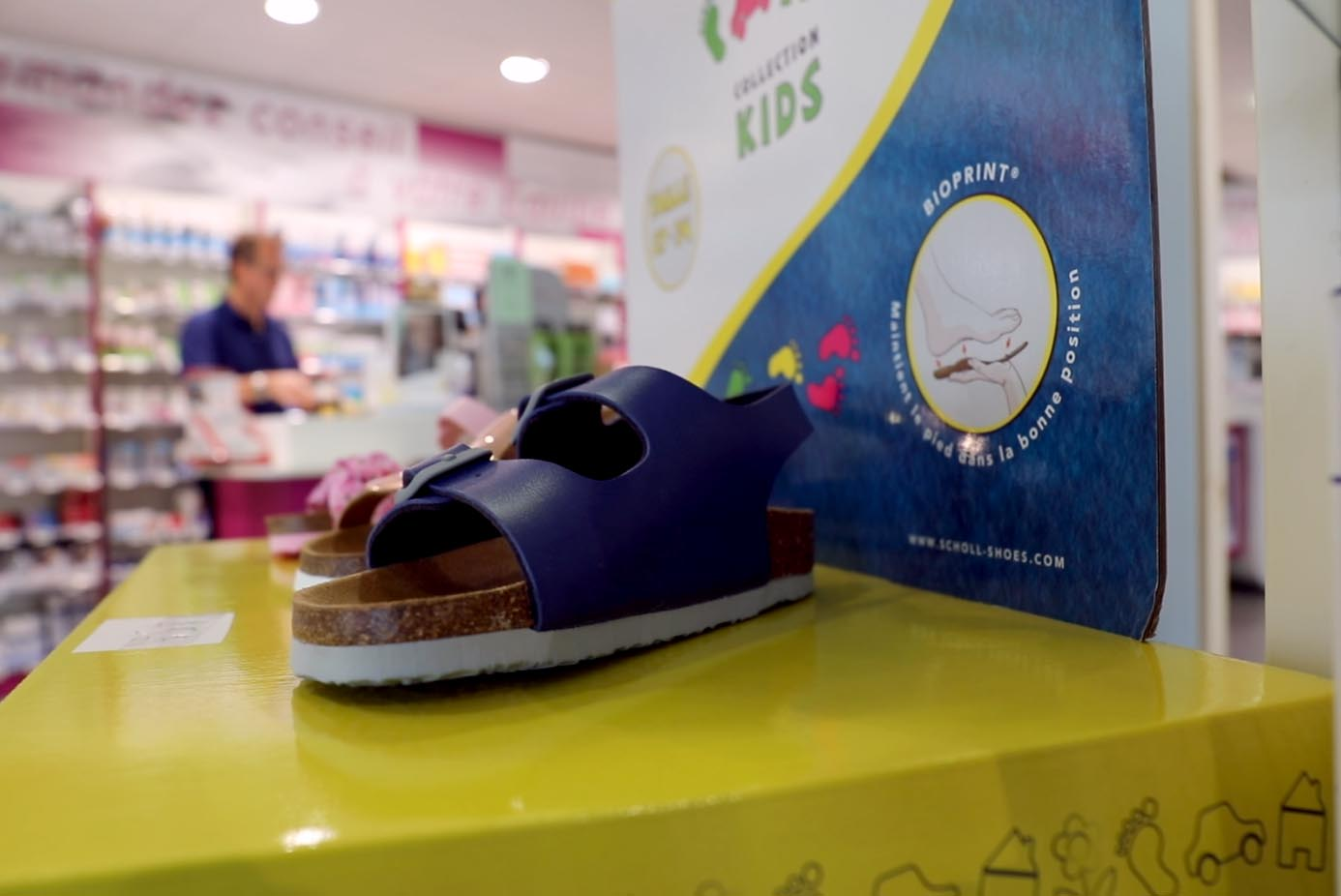 chaussures scholl pharmacie hue beaumont le roger kids